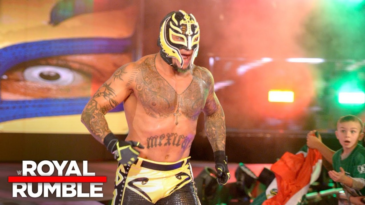 Rey-Mysterio-Returns-To-WWE-At-Royal-Rumble-2018