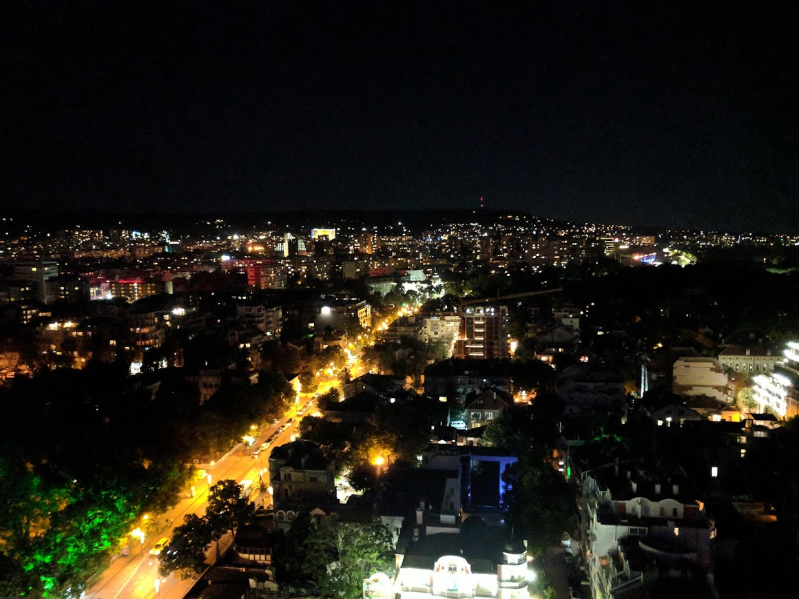 VARNA NIGHT SHOT